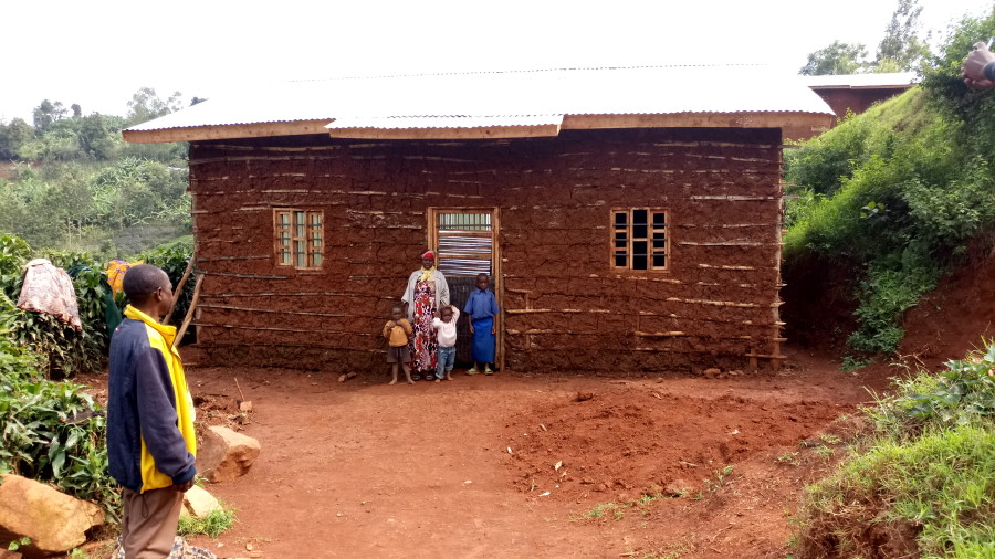 field visit cyangugu diocese houses for families 20180124 143134